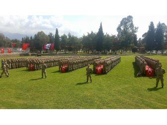 Hatay'da 500 Güvenlik Korucusu Yemin Etti