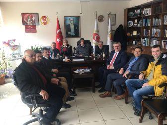 """Çaturoğlu """"Referandumda 'Evet' Çıkacağından Endişemiz Yok"""""""