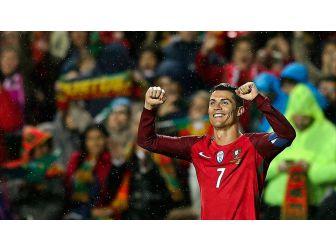 Cristiano Ronaldo En Golcüler Sıralamasında İlk 10'da