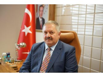 Kayseri Osb Yönetim Kurulu Başkanı Tahir Nursaçan: