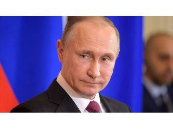 """Putin """"Astana Süreci Başarıyla Devam Ediyor"""""""