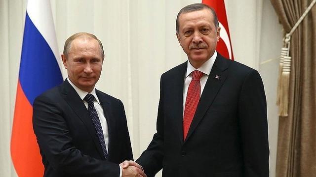 Rusya Devlet Başkanı Putin'den Erdoğan'a Heyet Esprisi