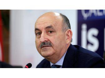 Bakan Müezzinoğlu Açıkladı: ''750 Binin Üzerinde...''