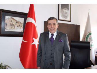 Kütahya Baro Başkanı Ahmet Atam: Emek Ve Dayanışma Günü Kutlu Olsun