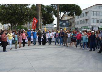 Söke'de 1 Mayıs İşçi Bayramı Kutlamları