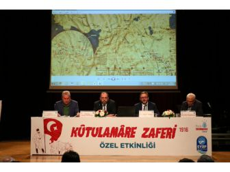 """Erhan Afyoncu: """"Kut'ül Amare İngilizlerin En Büyük Utancıdır"""""""