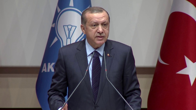 Erdoğan: Aşkıma Yeniden Dönüyorum
