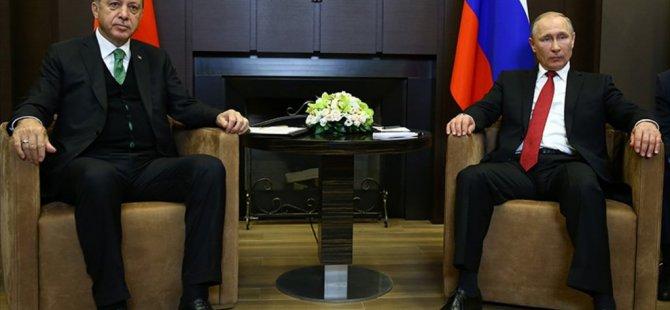 Erdoğan'dan Rusya'da Açıklama : Bölgenin Kaderi değişecek