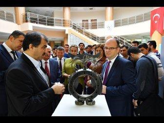 Osmaniye Korkut Ata Üniversitesi'nde 2. Atık Metal Sergisi Açıldı