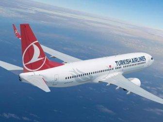 Türk Hava Yolları'nın Nisan Ayı Uçuş Rakamları Belli Oldu
