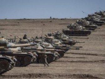 Türkiye - Suriye Sınırında Hareketlilik!