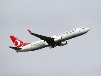 Kopenhag-istanbul Uçağında Panik
