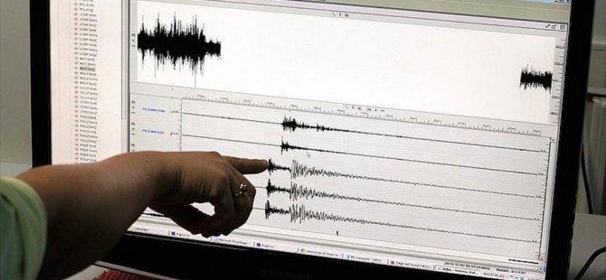 Tacikistan'da korkutan deprem! Şiddeti kaç?