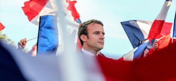 Fransa'da Macron'a Destek çığ gibi büyüyor!