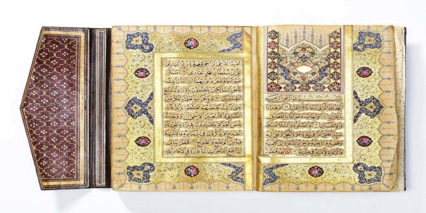 Çin'de Yüzlerce Yıllık el yazması Kur'an-ı Kerim Yeniden Basıldı