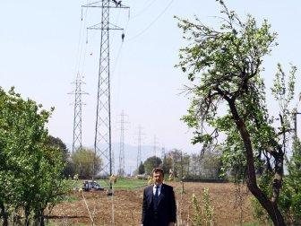Bursa, Yenişehir'de Asfaltlama Çalışmaları ile Elektrik Hatları Yenileniyor