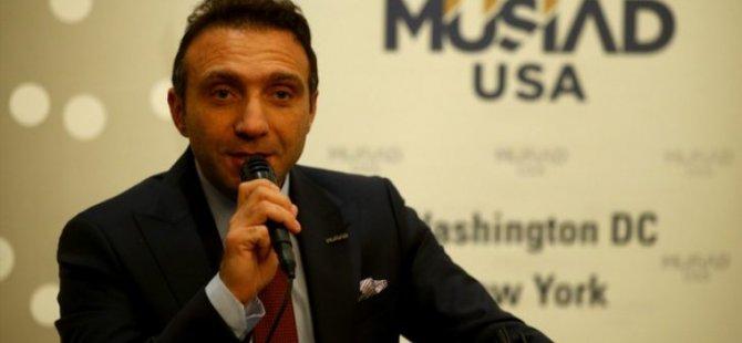 Müsiad Abd Başkanı Mustafa Tuncer 16 Nisan'ın ABD'de ki etkilerini açıkladı