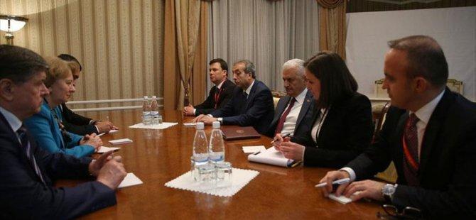 Ak Parti Moldova'da Sosyalist Parti İle ortak oldu