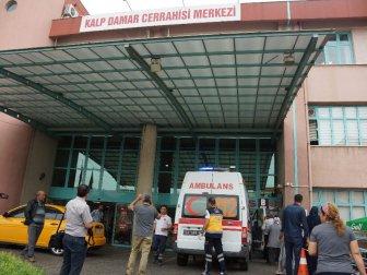 Aydın, Efeler'de Spor Salonunun Demir Korkuluğu Kırıldı: 5 Öğrenci Yaralı