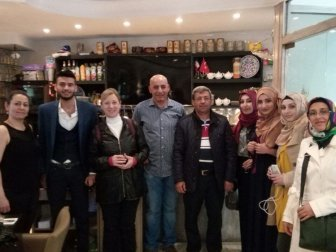 AB Projesi Kapsamında Yüreğirli Aşçılar Paris'te