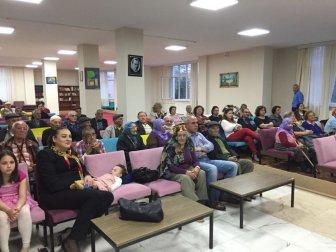 Ahmet Kuddusi Huzur Evi ve Rehabilitasyon Merkezindeki Yaşlılara Türk Sanat Müziği Konseri