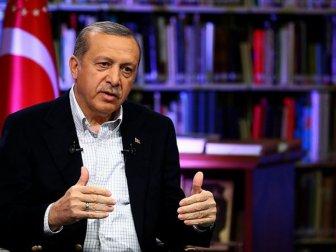 Cumhurbaşkanı Erdoğan: ''Bölgemizde Barış, Huzur ve İstikrar Arzu Ediyoruz''
