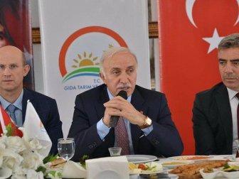 """Vali Şahin: """"Türkiye'yi Hep 'Tarım Ve Hayvancılık Ülkesi' Diye Kandırdılar"""""""