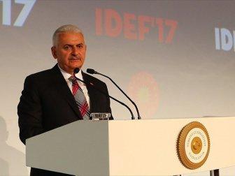 Yıldırım'a Göre Yarının Türkiye'si daha güçlü olacak!