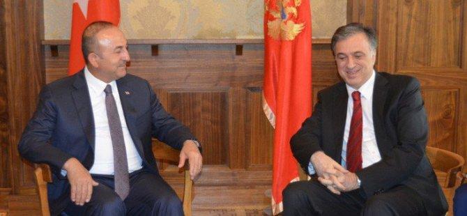 Karadağ Cumhurbaşkanı Vujanovic'den Türkiye Açıklaması