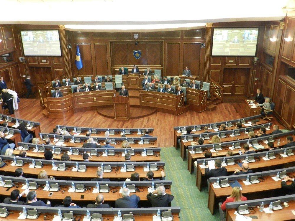Kosova'da Büyük kriz! Hükümet Düştü