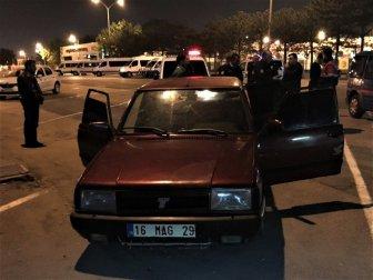 Bursa'daki Benzinlik Soyguncuları Tutuklandı