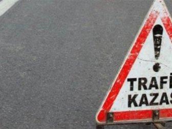 Malkara'da Otomobille Çarpışan Minibüs Köprüden Uçtu: 1 Ölü, 1 Ağır Yaralı (Emin Hatipoğlu, Erbil Topel)