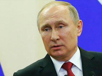 Rusya Devlet Başkanı Putin'den Filistin Açıklaması