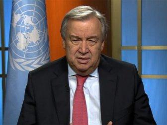 Flaş...BM'den Somali'ye Yardım Çağrısı