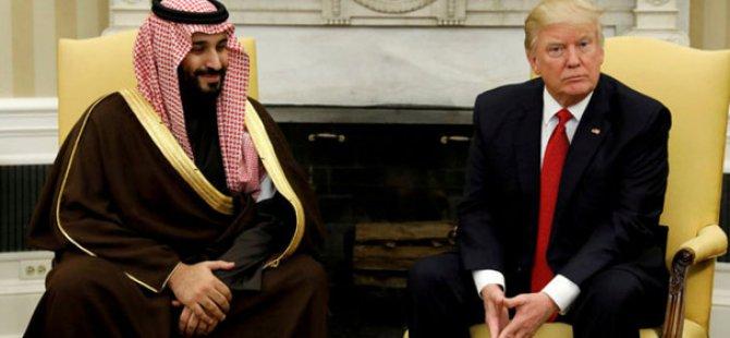 ABD ve Suudi Arabistan 100 Milyar Dolarlık Silah Anlaşması imzaladı!