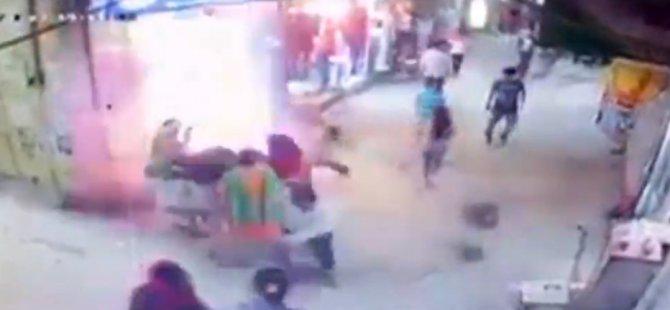 Yeni Delhi'de Çamaşırhanede Patlama: 14 Yaralı