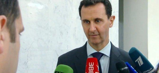 Abd'den korkunç Esad iddiası!