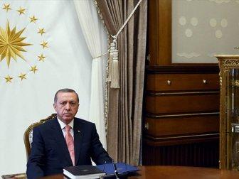 Erdoğan'dan Altın Madalya Kazanan Sporculara kutlama
