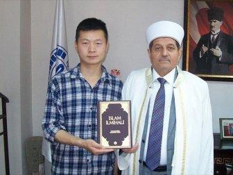 Çinli Mühendis Chengkun Song Müslüman Oldu
