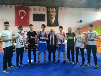Gençler B Türkiye Boks Şampiyonasında Karabüklü Boksörlerden Büyük Başarı