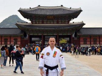 Kore'de Hapkido Ustalar Ustası Listesinde Uğur Kabak