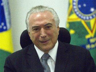 Brezilya Devlet Başkanı Hakkında Rüşvet Soruşturması!