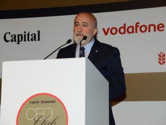 ''Ceo Club Büyüme ve İstihdam Zirvesi'' Vodafone Türkiye'nin Sponsorluğunda Gerçekleşti