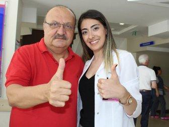 Ümit Eroğlu ! Gezerek hayata tutundu