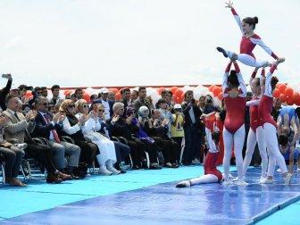19 Mayıs'ı Bandırma Vapuru'nda Coşkuyla Kutladılar