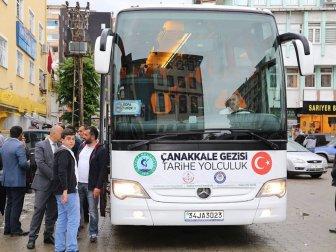 Rize, Çayeli Belediyesi Başarılı Öğrencileri Gezi İle Ödüllendiriyor