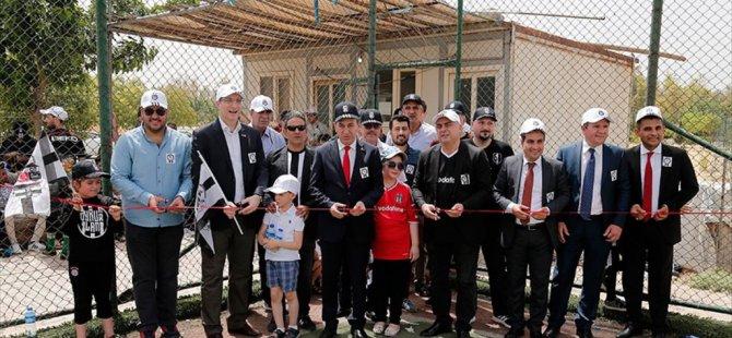 Beşiktaş'tan Erbil'e Futbol Okulu