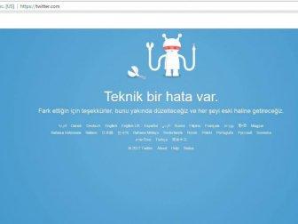 Twitter engellendi mi ? Twitter kapatıldı mı?