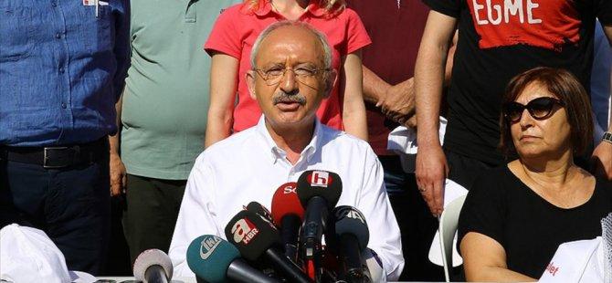 3 gündür yürüyen Kılıçdaroğlu'nun son kararı