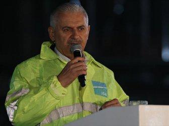 Başbakan Yıldırım : 15 Yılda Türkiye'nin itibarı arttı